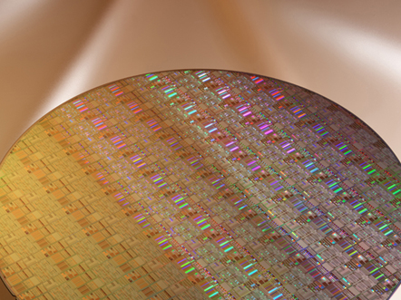 Semiconductor Manufacturing Texture